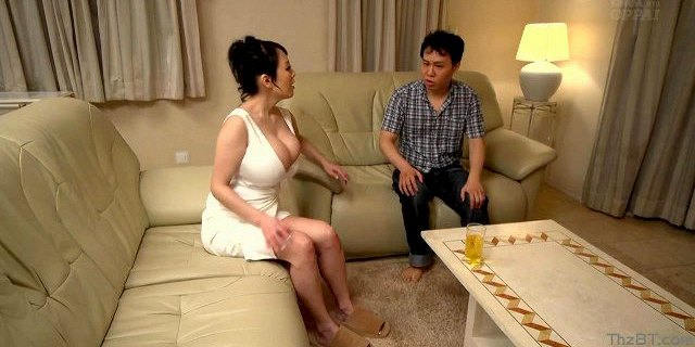 Japanese with monster big tits