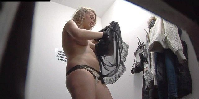 Young Czech Girl is Changing her Underwear