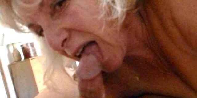 More Granny Sucking, She Loves to Suck