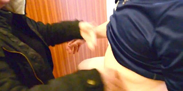 Blowjob at home by new friend
