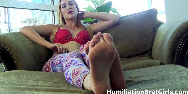 Ballbusting from a hot girl