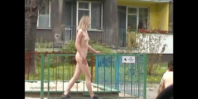 Public Nudity at Clips4sale.com
