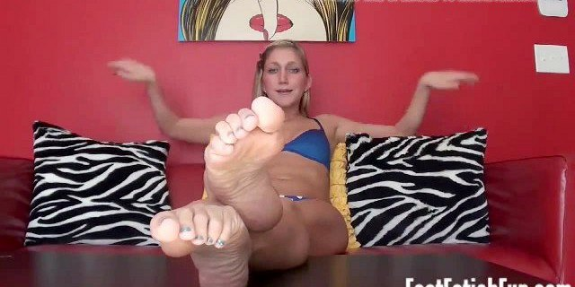 My stinky feet need to be pampered