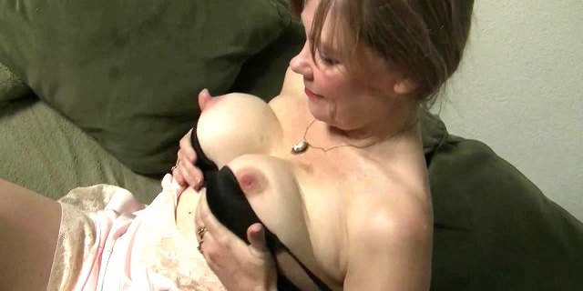 Granny needs to rub one out