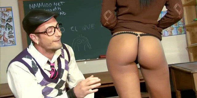 Mrs teacher has sex with the student
