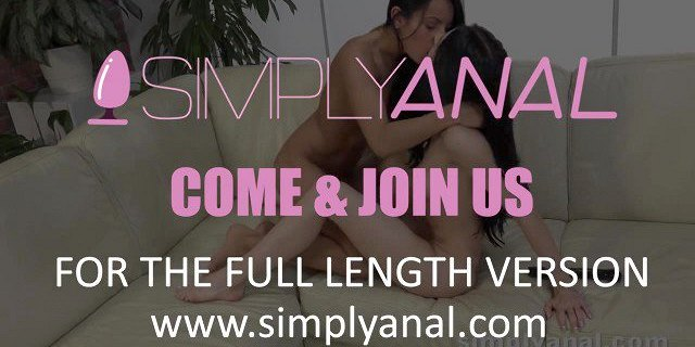 Simplyanal - Lexi Dona enjoys lesbian anal sex with her hot