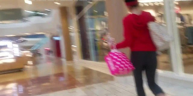 Young Tight Candid Ass Slow -Mo