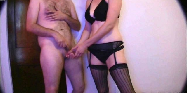 Ballbusting Competition Winner Gets To Fuck Me