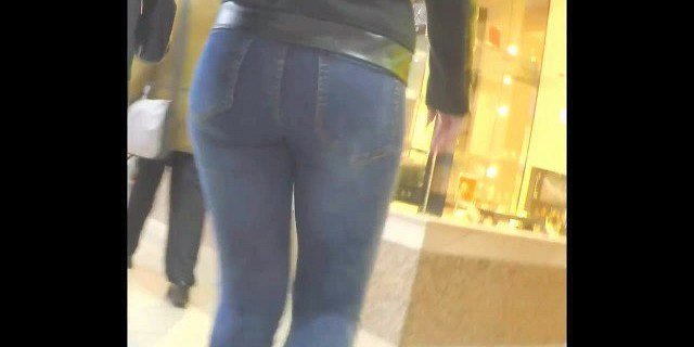 Sexy Very Tight Jeans