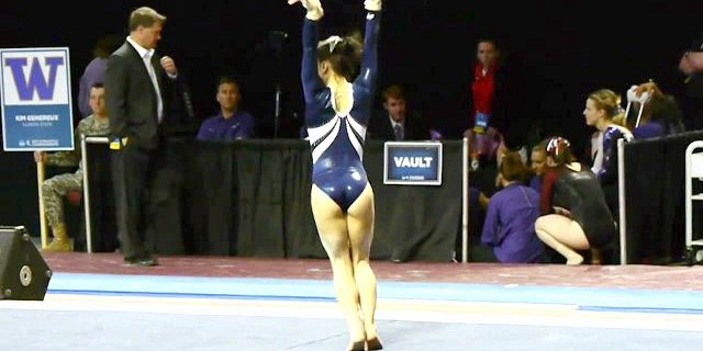 Gymnastic Teens Are The Sexiest #1