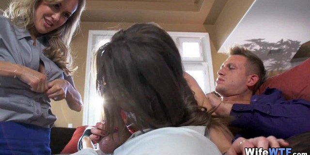 Wife Loves to have Threesomes