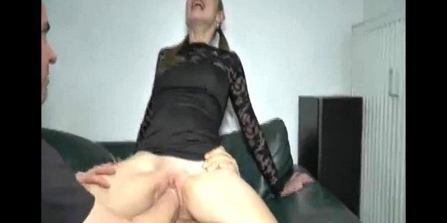 Teen double fisted and fucked by two brutes - Enjoy