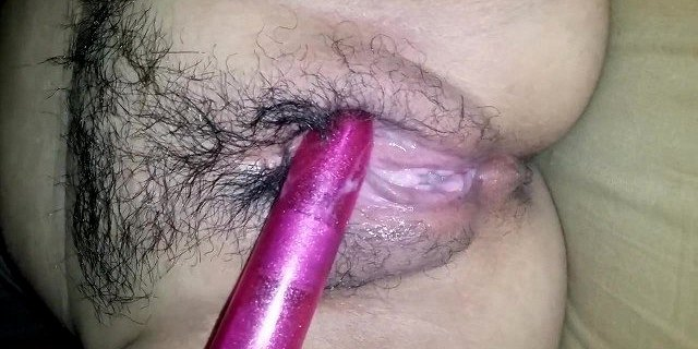 Wife and a vibrator