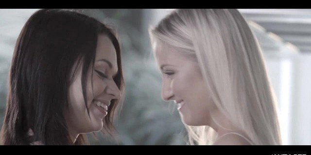 XXX Shades - Passionate lesbian loving with hot Czech babes