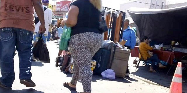 Candid Booty 14