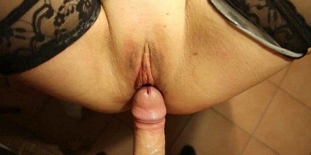 hot mature wife fucked on kitchen table 2