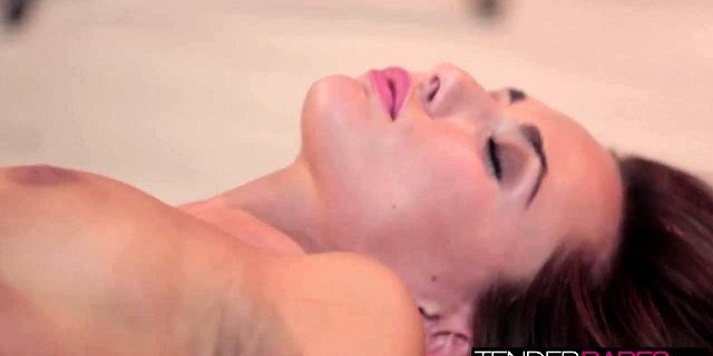 Michaela Isizzu in a very hot session of solo masturbation