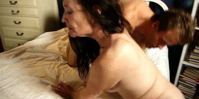 Saucy old spunker loves to fuck and sticky facial cumshots
