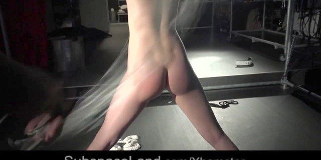 Strict discipline rules for sub slave fucked in bdsm ritual