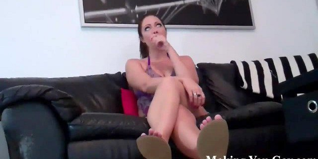 I know how you fantasize about sucking cock