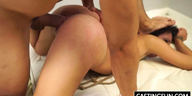 Rough Casting Fuck For Holly Hendrix