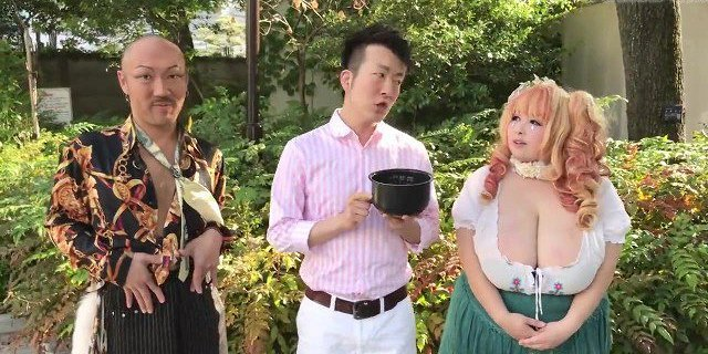 Japanese Girl With Massive Tits (Part 2)