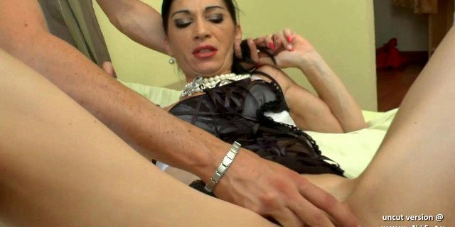 FFM Amateur french mature hard analyzed and fist fucked