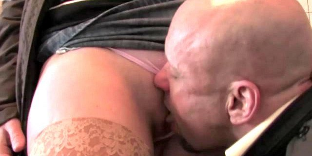 German amateur MILF fucked hard and abused by a horny guy