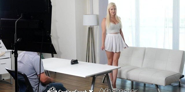 CastingCouch-X - Busty blonde Kylie Page with perfect boobs
