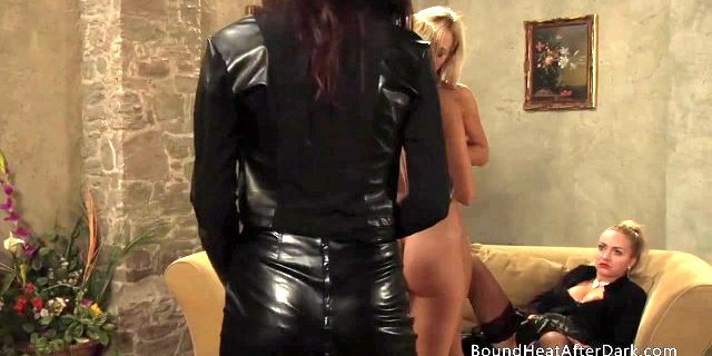 Slave Training: Only Thing Slave Can Do Is Masturbation