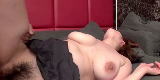 Japanese wife Hiromi fucked her hairy pussy