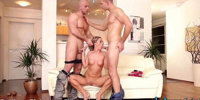 DogHouse MMF Bi-Curious Anal 3Some