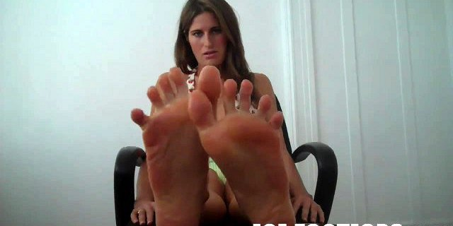 You are lucky to be able to fuck feet as perfect as mine