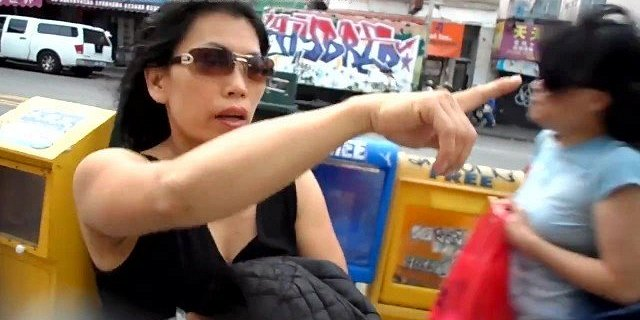 BootyCruise: One Hot Lil Chinese MILF