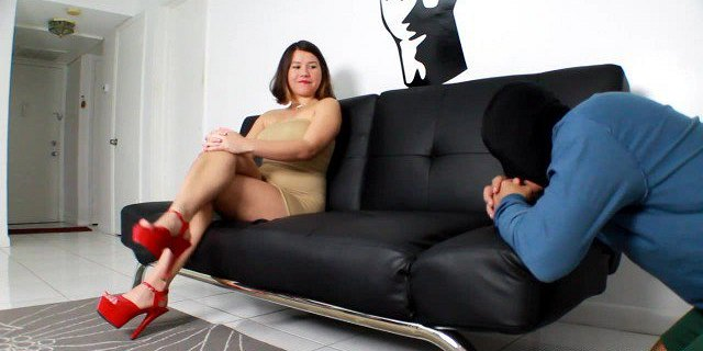 Cheating Wife Confessions to her Husband in Chastity
