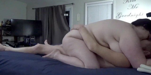 Bbw wife fucked and creampied 2