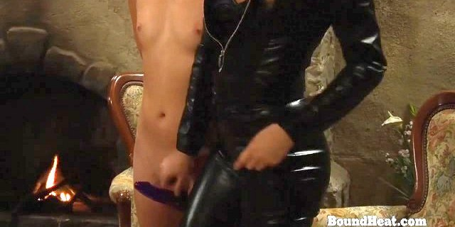 The Submission of Sophie: Present For Their Slave Pussies