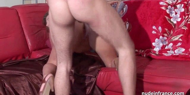 Young chubby blonde difficult ass fucked and facialized