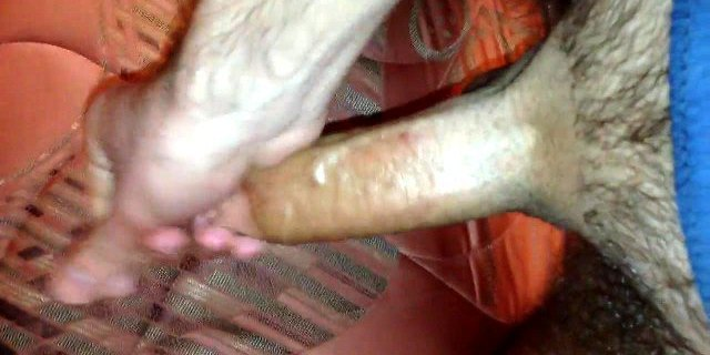 Lubed stroking