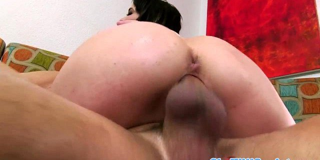 Squirting asian school girl pussyfucked by guy