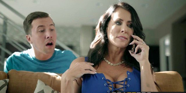 Brazzers - Mommy Got Boobs - Save The Tits scene starring Re