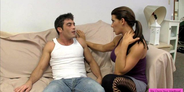 Head Sorority Sister Sex Lessons ballbusting tights smother