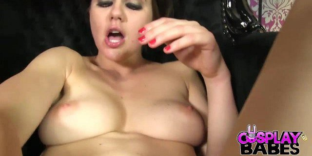 COSPLAY BABES Star Whores Awakening the Pussy