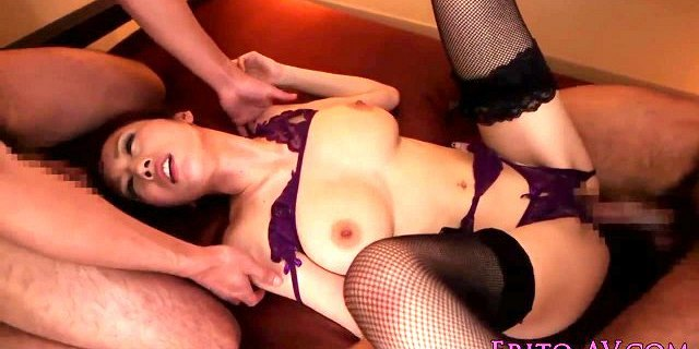 Squirting asian lingerie models mmf threeway