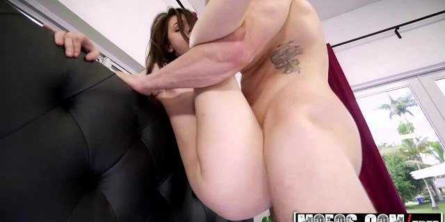 Lucie Cline - Massive Dick Stretches Teen Pussy - Dont Break