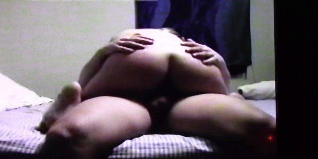 Wife riding me.