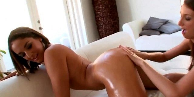 Anally creampied babe loves big cocks