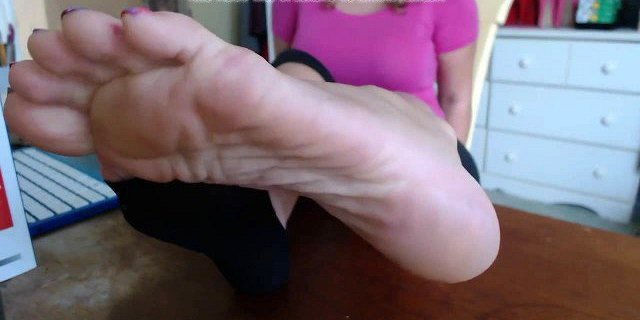 Sock to Soles Tease