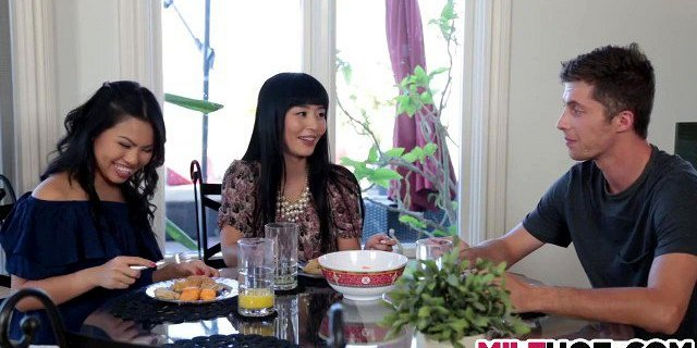 Learing From An Asian Stepmom Is Essential