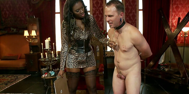 Small dicked- man abused and used badly